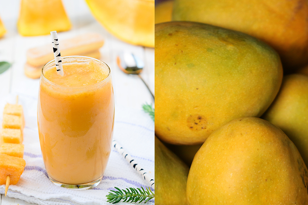 Photo of Mango Cocktail Drink